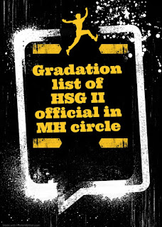 Gradation list of HSG-II official in Maharshtra Circle