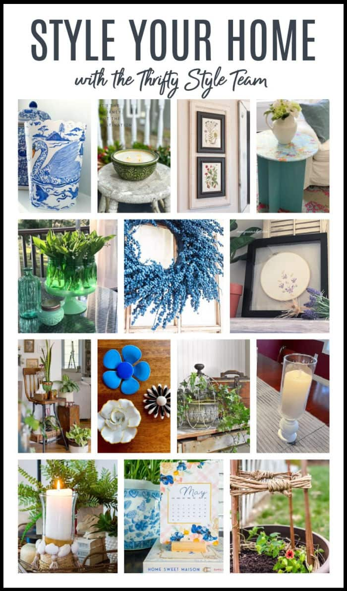 Thrifty Style Team budget friendly projects