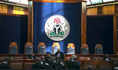 [FULL LIST] Buhari Submits Names Of 8 Supreme Court Nominees To Senate For Confirmation