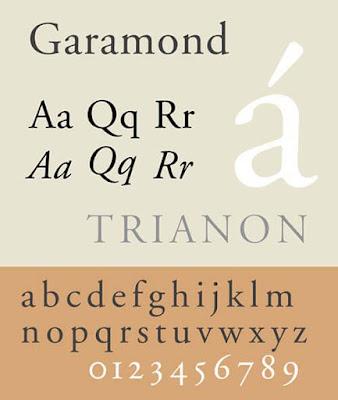 Garamond CV Font