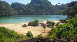 Pulau Sempu, Jawa Timur
