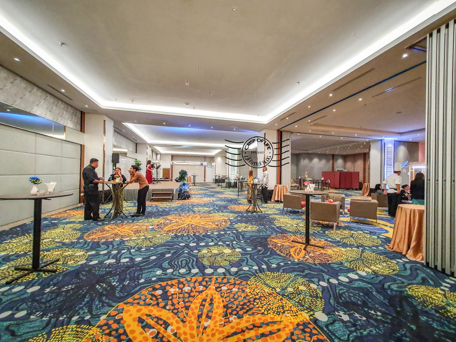 Ixora Hotel Business Cocktail cum Launching of New Baba & Nyonya Hall