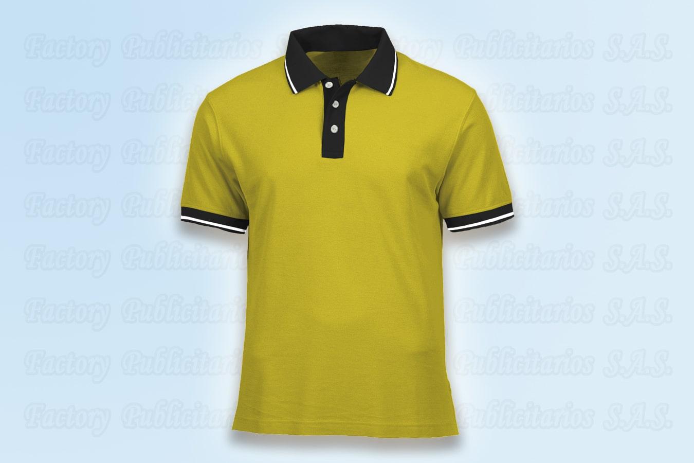 Camisas Polo personalizadas tejidos