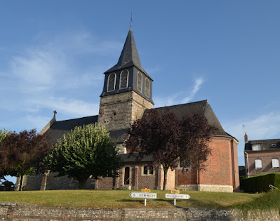 Eglise de Roncherolles en Bray