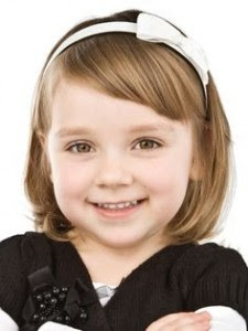 Gaya Rambut Pendek Pada Anak Perempuan
