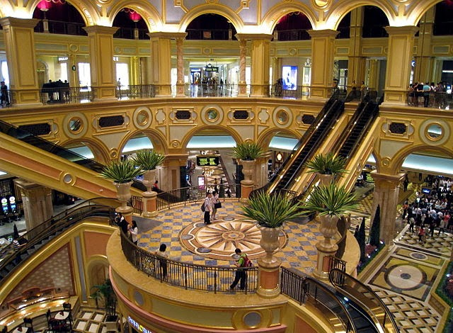 The Venetian, Macau - World's Most Luxurious Casinos