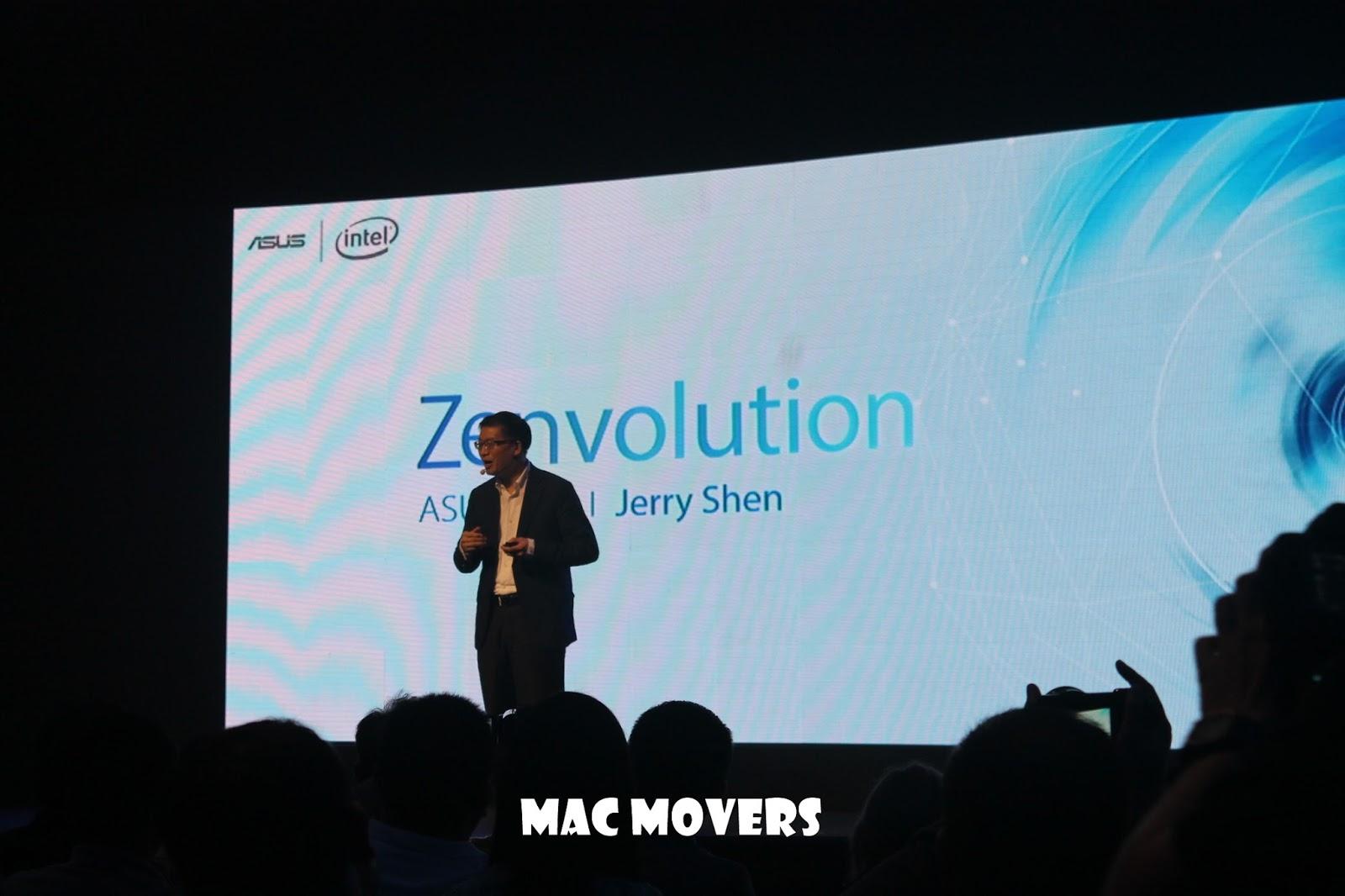 ASUS Presents Zenvolution in the Philippines | Mac\'s IT Trend