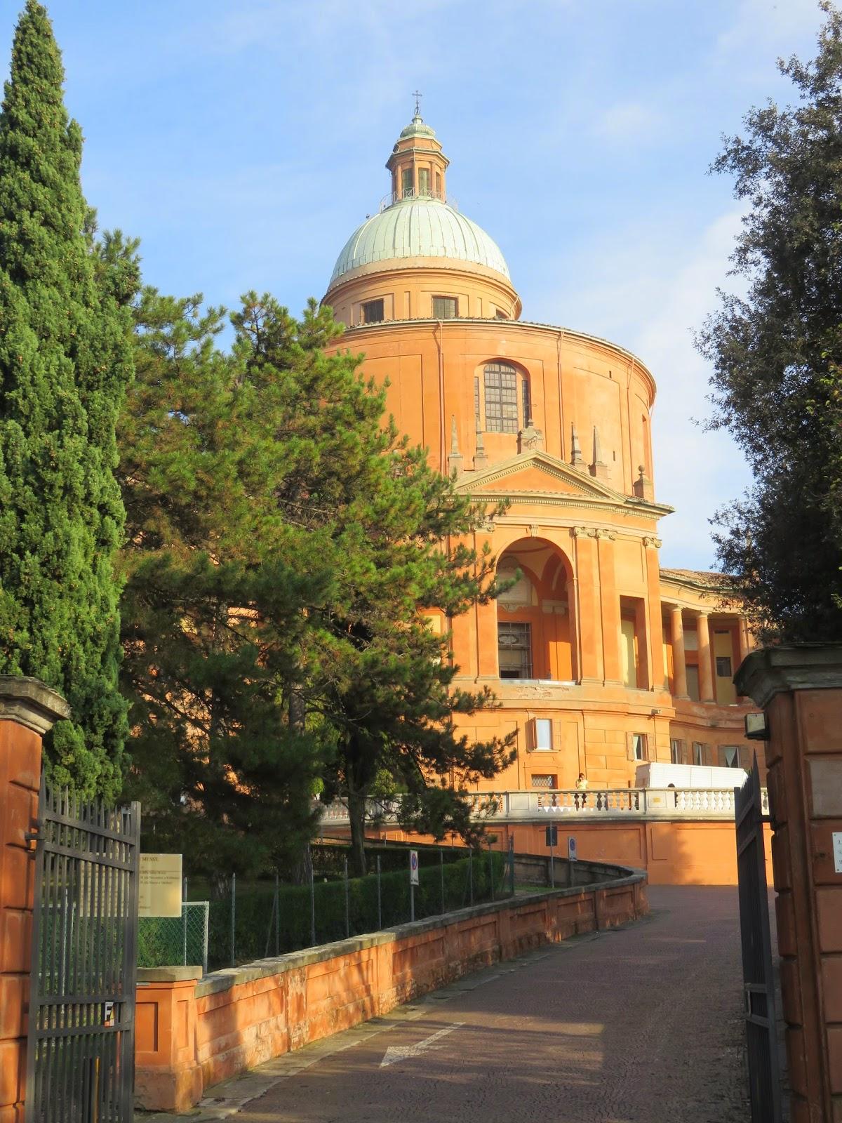 """Sanctuarul """"Madonna di San Luca"""", Bologna, Italia"""