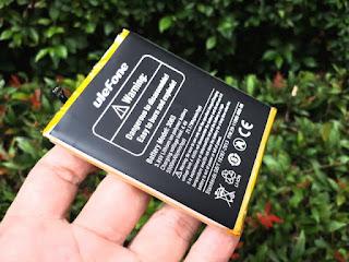 Baterai Hape Ulefone Armor 7 7E New Original 100% 5500mAh