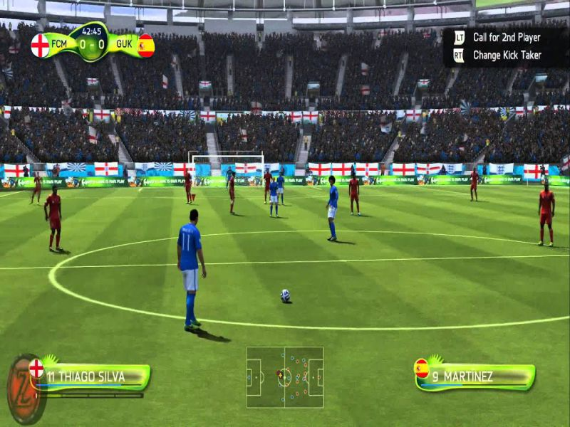 Download FIFA 14 Free Full Game For PC
