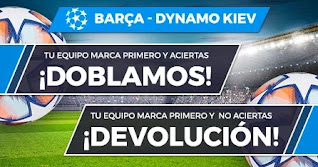 Paston promo Barcelona vs Dynamo Kiev 4-11-2020