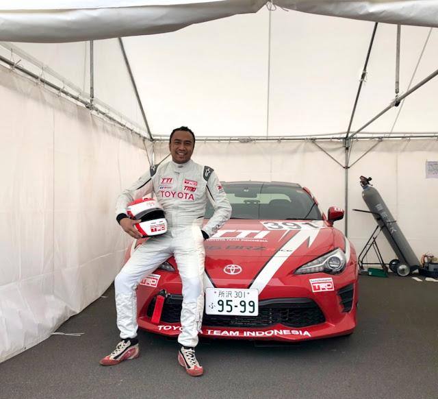 Toyota Indonesia gazoo racing