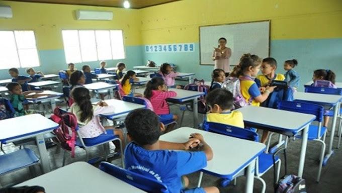 AULA: Inscrições para Chamada Escolar iniciam nesta terça-feira, 01