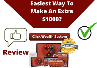 Click Wealth System Review – Does This Product Use? 2021