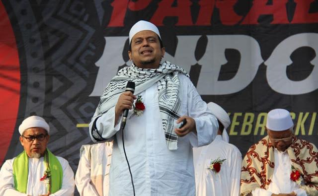 Pantun Ustadz Haikal Hassan di Reuni 212: Yang Nyinyir Pada Sakit Hati