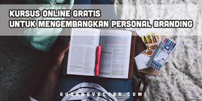 Platform belajar online indonesia personal branding