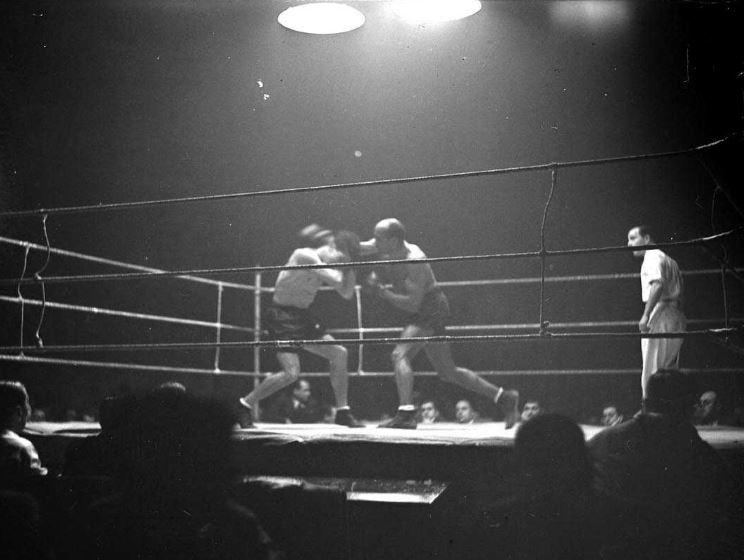 568d4955f Boxeo 1930s: marzo 2011