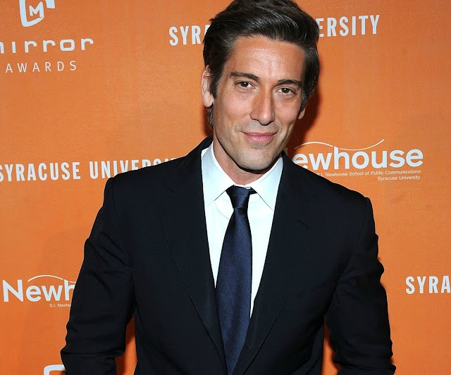 Is David Muir Married? Is it true that he is Gay? Net Worth and Salary of Muir in 2020