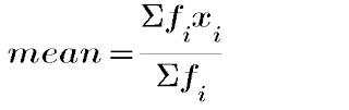 सांख्यिकी { Statistics } [ कक्षा 10, अध्याय 14 ]