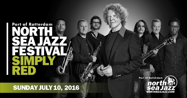 lineup simply red North Sea Jazz Festival 2016