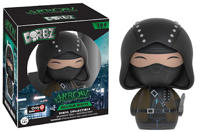 The Flash & Arrow TV Series Dorbz Vinyl Figures by Funko – GameStop Exclusive Malcolm Merlyn