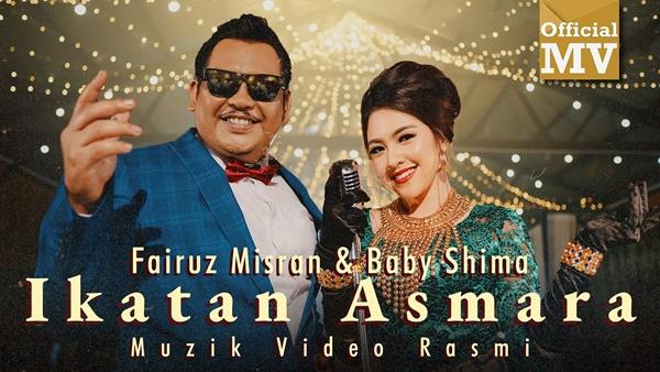 Lirik Lagu : Ikatan Asmara - Fairuz Misran & Baby Shima