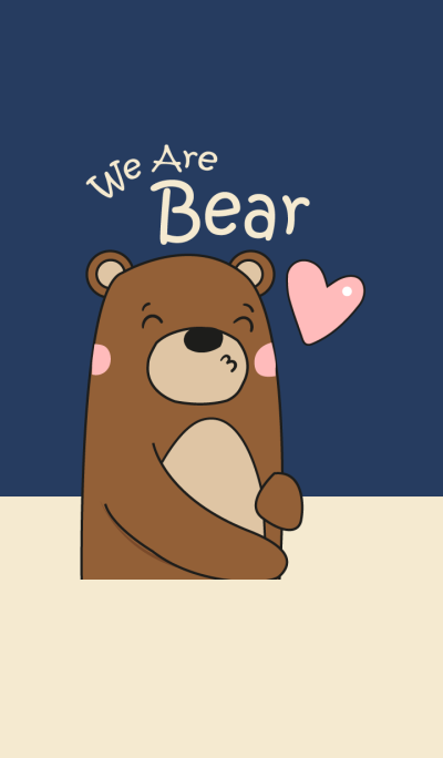 WE ARE BEAR