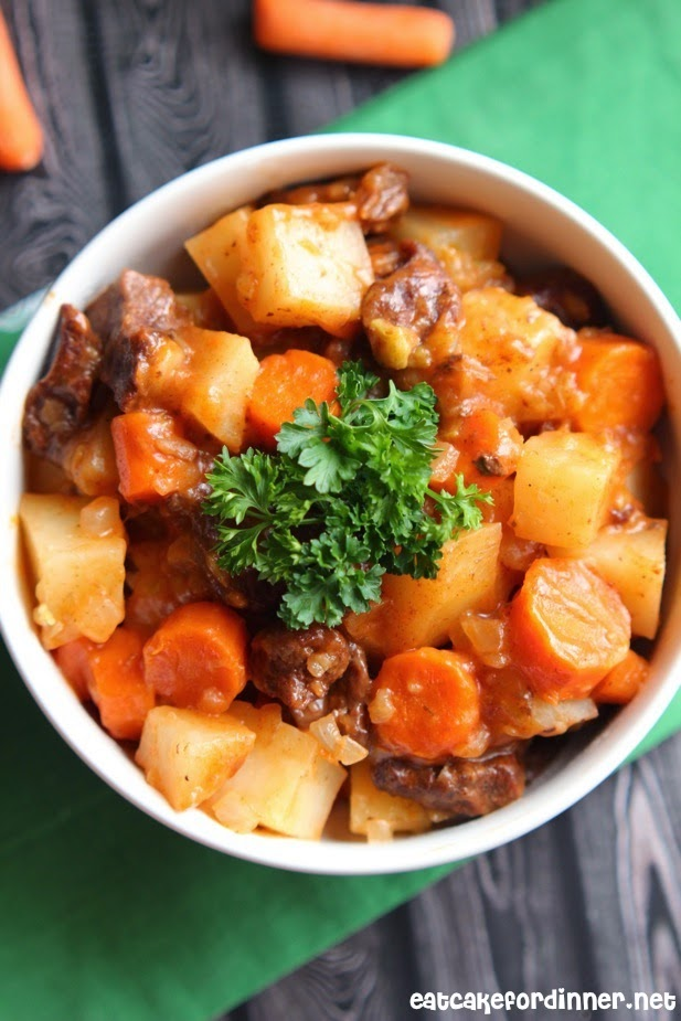 how to cook beef stew meat in oven
