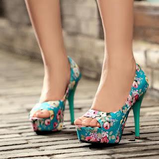 Model Sepatu Branded Wanita Terbaru