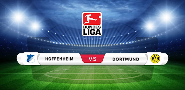 Hoffenheim vs Borussia Dortmund – Highlights
