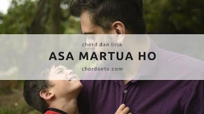 Kunci Gitar Lagu Asa Martua Ho