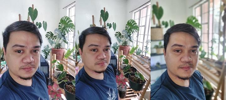 Samsung Galaxy A52 Sample Selfie