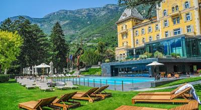 Parc Hotel Billia Saint-Vincent, Italy
