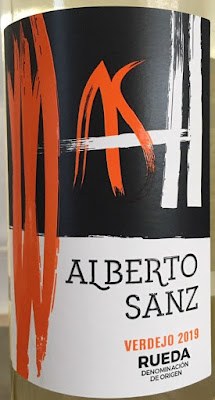 Alberto Sanz Verdejo 2019 Vendimia Nocturna, de Bodegas Vicaral