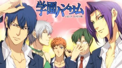 Gakuen Handsome Todos os Episódios Online
