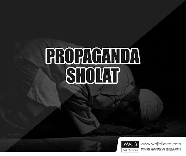 Gencar Penyebaran Propaganda Lewat 5 Hal ini, Banyak Dilakukan Padahal Penyebab Syariat Islam Luntur