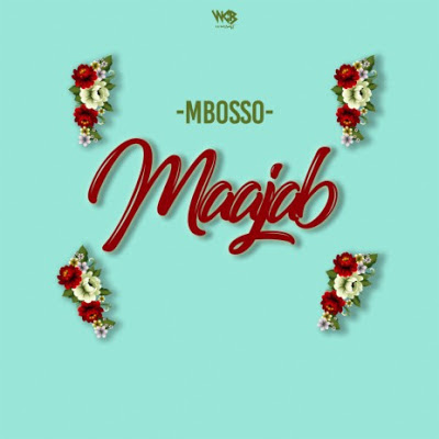 AUDIO | Mbosso ~  Maajab|[official mp3 audio]