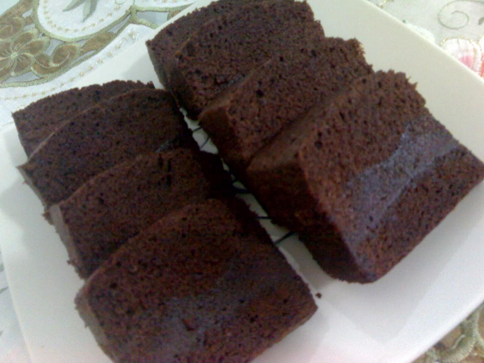 Resep Cake Kukus Labu Kuning Lapis Coklat: Kue Kampung Elit