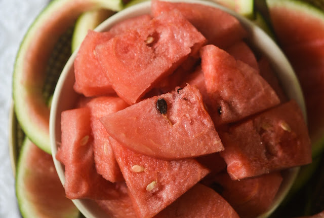 Fermented foods for immunity : pickled watermelon pith