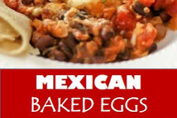 #recipe #food #drink #delicious #family #Mexican #Baked #Eggs #(One Skillet)