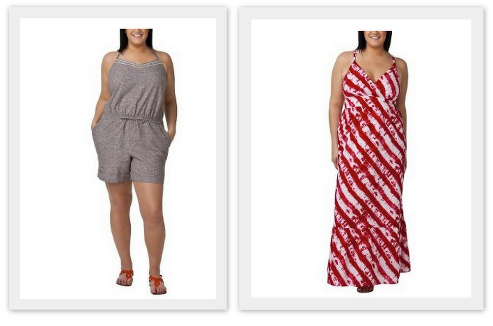 Target, Calypso St. Barth Colleciton, Plus size blog