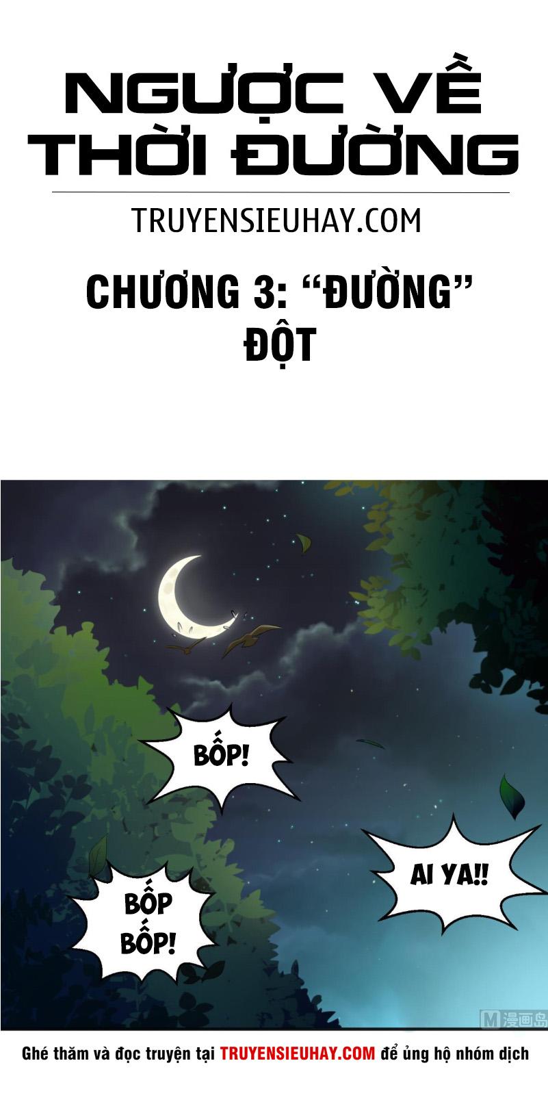 Ngược Về Thời Đường Chapter 3 video - truyenmh.com