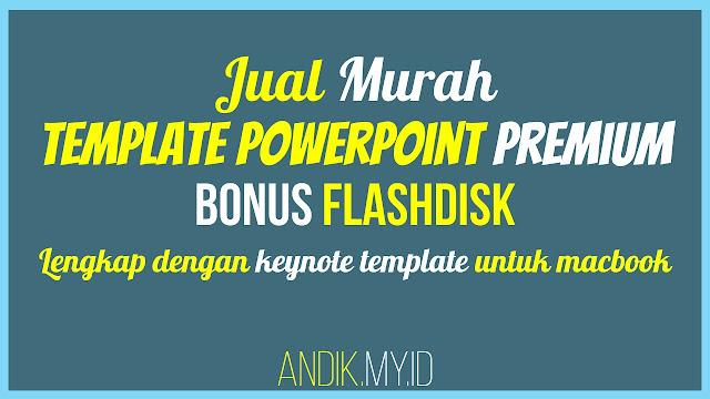 jual template powerpoint, jual tema powerpoint, template powerpoint premium, jual template powerpoint murah