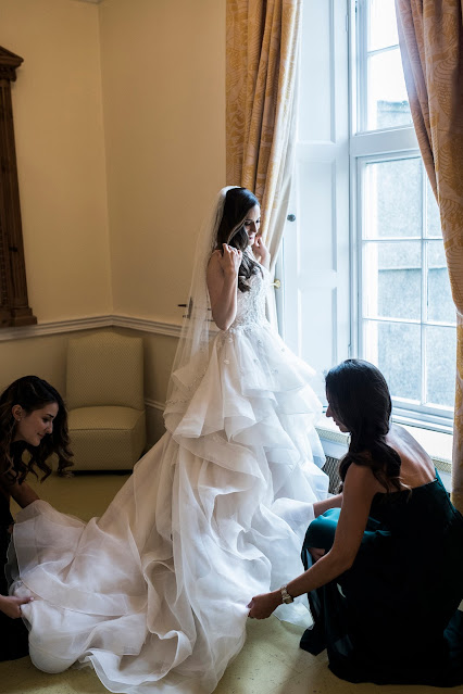 Luttrelstown Castle Nicola Webster Wedding Photography