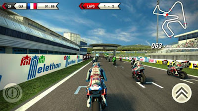 Moto GP 3D Racer v.201 Apk for Android