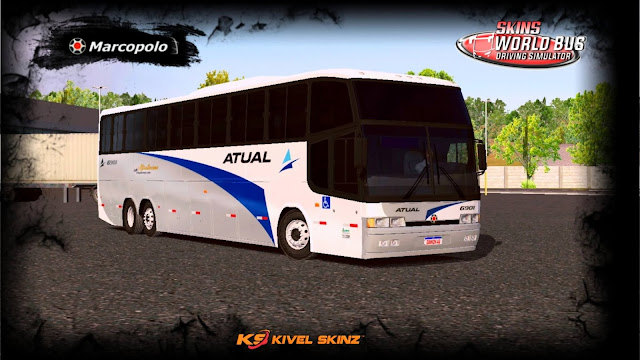 PARADISO GV 1150 - VIAÇÃO ATUAL
