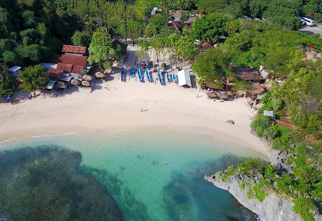Pantai Ngandong Harga Tiket