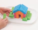 Little Grass House - Step 3