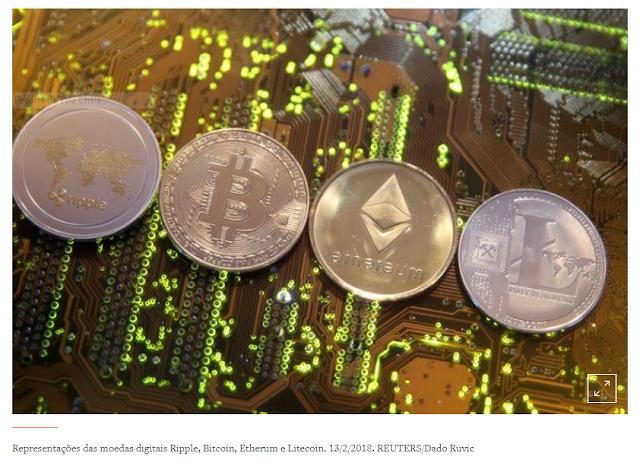 Bancos centrais se unem para elaborar moeda digital e reduzir distância para China