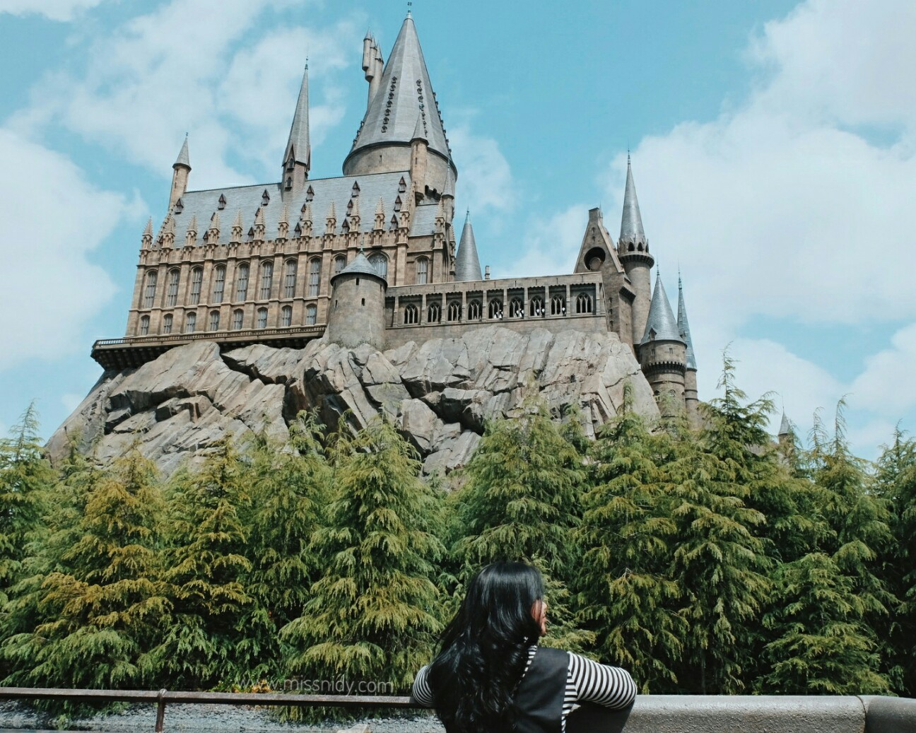 pengalaman ke wizarding world of harry potter japan